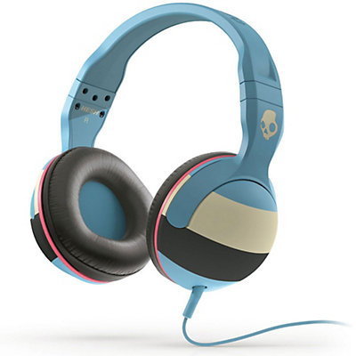 Skullcandy Hesh 2 Micd Headphones, Surf Stripe, large