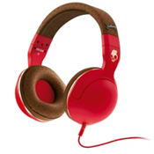 Skullcandy Hesh 2 Micd, Red-Brown-Copper, medium