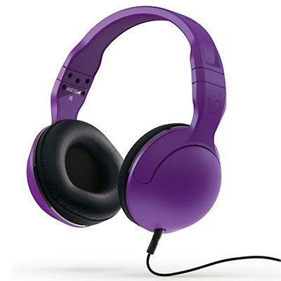 Skullcandy Hesh 2 Micd Headphones, Athletic Purple, large