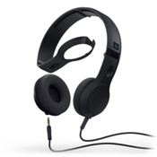 Skullcandy Cassette, Black, medium