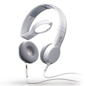 Skullcandy Cassette, White, medium