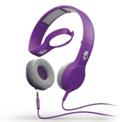 Skullcandy Cassette, Purple, medium