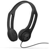 Skullcandy Icon3 Headphones, Black, medium