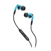 Skullcandy Fix, Hot Blue-Black, medium