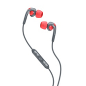 Skullcandy Fix, Gray-Hot Red, medium