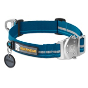 Ruffwear Top Rope Collar 2015, Metrolius Blue, medium