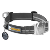 Ruffwear Top Rope Collar, Granite Gray, medium