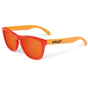 Oakley Frogskin Aquatique Sunglasses, Hotspot, medium