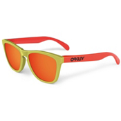 Oakley Frogskin Aquatique Sunglasses, Lagoon, medium