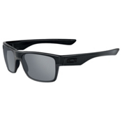 Oakley TwoFace Sunglasses, Steel-Dark Grey, medium