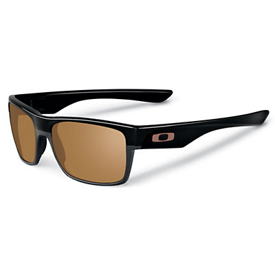 Oakley TwoFace Sunglasses, Matte Black, viewer