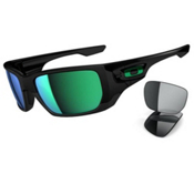 Oakley Style Switch Sunglasses, Polished Black, medium