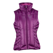Spyder Timeless Down Womens Vest, Gypsy-Sassy Pink, medium