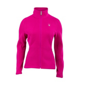 Spyder Core Virtue Full Zip Womens Sweater, Sassy Pink, medium
