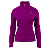 Spyder Core Virtue Full Zip Womens Sweater, Gypsy, medium