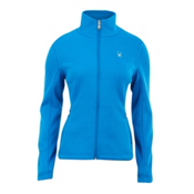 Spyder Core Virtue Full Zip Womens Sweater, Coast, medium