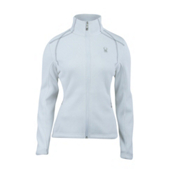 Spyder Core Virtue Full Zip Womens Sweater, White, medium
