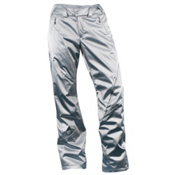 Spyder Thrill Tailored Fit Womens Ski Pants, Silver, medium