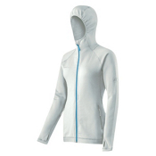 Mammut Aconcagua Womens Mid Layer, White-Heaven, medium