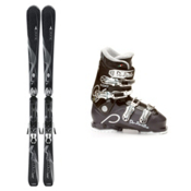 Atomic Cloud Seven Womens Ski Package, , medium
