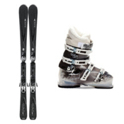 Atomic Cloud 9 Womens Ski Package, , medium