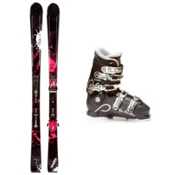 Fischer Inspire RF My Style Womens Ski Package, , medium