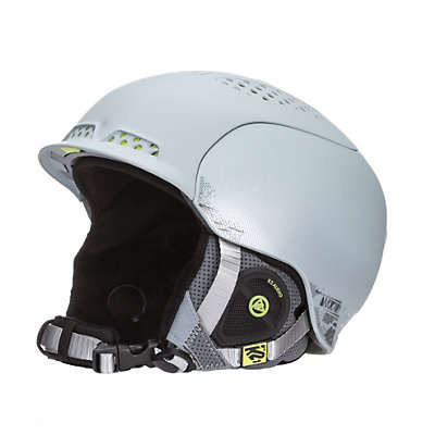 K2 Diversion Audio Helmet, Black, viewer