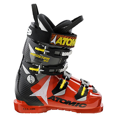 Atomic Redster Pro 80 Race Ski Boots, Red-Black-Grey, viewer