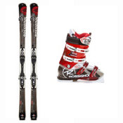 Rossignol Avenger 82 Basalt Ski Package, , medium
