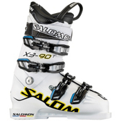 Salomon X3 90 T Junior Race Ski Boots 2013, , medium