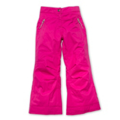 Obermeyer Brooke Girls Ski Pants, Hot Pink, medium
