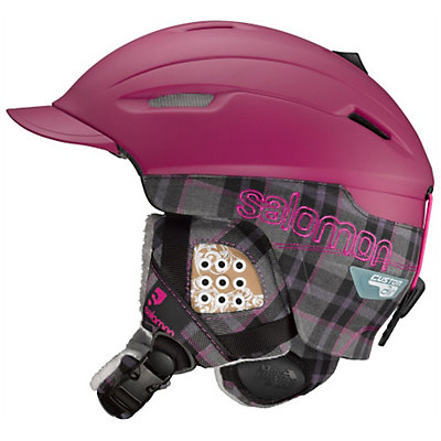 Salomon Poison Custom Air Womens Helmet, , large