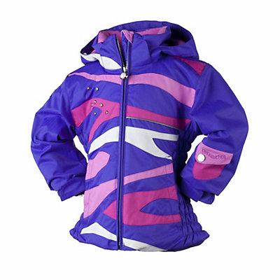 Obermeyer Kismet Toddler Girls Ski Jacket, Hot Pink, viewer