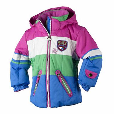 Obermeyer Posh Toddler Girls Ski Jacket, Grape, viewer