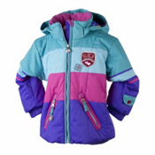 Obermeyer Posh Toddler Girls Ski Jacket, Grape, medium
