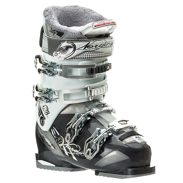 Nordica Cruise 85 W Womens Ski Boots, Anthracite, 600