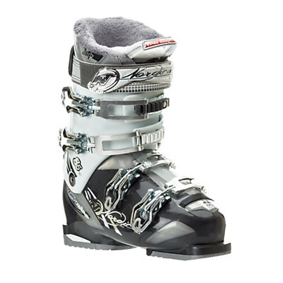 Nordica Cruise 85 W Womens Ski Boots, Anthracite, viewer