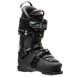 Nordica TJS Pro Ski Boots, Smoke, 256
