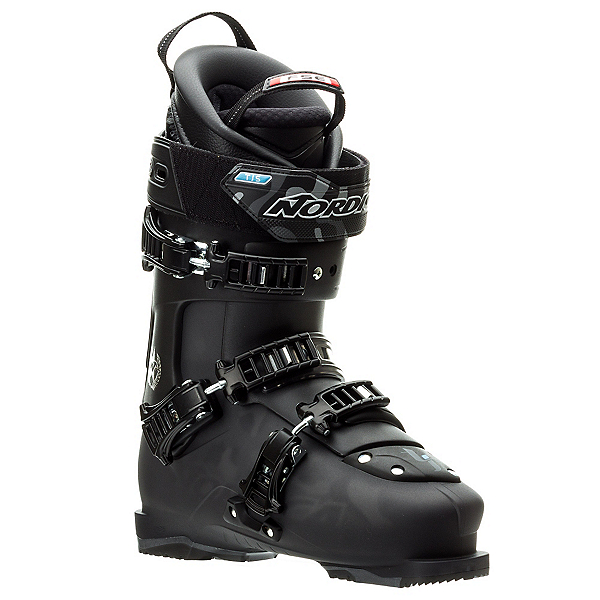 Nordica TJS Pro Ski Boots, Smoke, 600