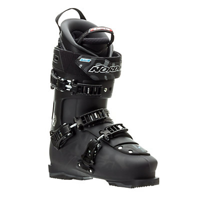 Nordica TJS Pro Ski Boots, Smoke, viewer