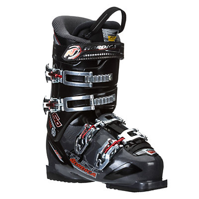 Nordica Cruise 60 Ski Boots, Black, viewer