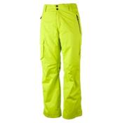 Obermeyer Recon Mens Ski Pants, Lime Punch, medium