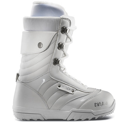 ThirtyTwo Exus Womens Snowboard Boots, White, viewer
