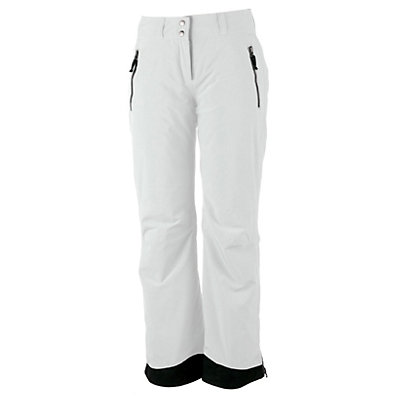 Obermeyer Birmingham Womens Ski Pants, Powder, viewer