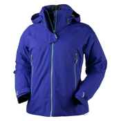 Obermeyer Sienna Womens Insulated Ski Jacket, Ink, medium