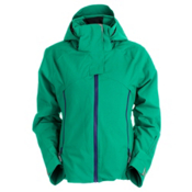 Obermeyer Sienna Womens Insulated Ski Jacket, Juniper, medium