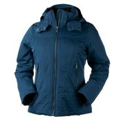 Obermeyer Claire Womens Insulated Ski Jacket, Emerald, medium