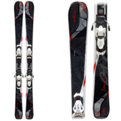 Elan Amphibio Interra Fusion Womens Skis with ELW Fusion Bindings, , medium