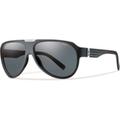 Smith Soundcheck Polarized Sunglasses, Matte Black, medium