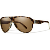 Smith Soundcheck Polarized Sunglasses, Tortoise, medium